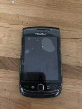 Blackberry Curve 9360 Smart Phone Black | For Parts Damaged Sim Slot