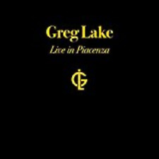Greg Lake-live in Piacenza Box-import CD DVD 2 LP With Japan OBI Ltd/ed Al40