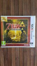 Jeu 3 ds Zelda a link between  worlds