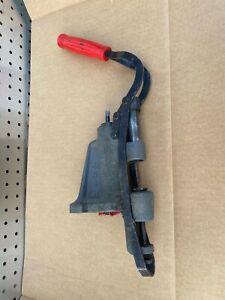 LYMAN 450 Bullet Sizer Lubricator Sizing Casting Mold Luber Reloading USA