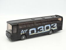 Wiking 1/87 HO - Car Autocar Mercedes O303 Noir