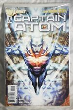 DC Comics Captain Atom (The New 52) Issue #2