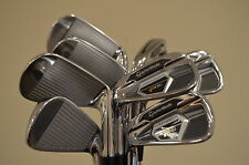 TaylorMade PSi Tour 3-PW Iron Set Men's Left Hand Stiff Flex Dynamic Gold Used