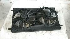 JS DODGE AVENGER DUAL RADIATOR FAN  ASSEMBLY, 08/07-07/10