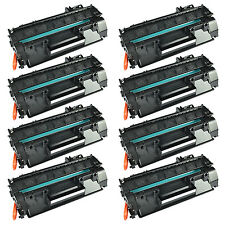 US STOCK 8PK CE505A 05A Black Toner Cartridge with HP for LaserJet P2030 P2035