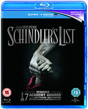 Schindler's List (with UltraViolet Copy) [Blu-ray]