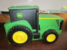 John Deere Cow and Sheep Farm Tractor Play Set Kit by Ertl Storage Case Only
