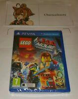 Lego Movie Videogame PSV New Sealed UK PAL Game Sony PlayStation Vita PS Vita