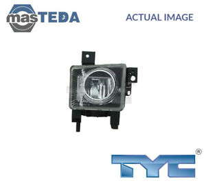 TYC RIGHT FOG LIGHT LAMP 19-0887-05-2 G NEW OE REPLACEMENT