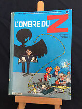 Spirou n°16. L'ombre du Z en E.O 1962 en BE général, voir photos