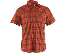 MJNW901FLL-P Club Ride Apparel New West Short Sleeve Shirt (Flame)