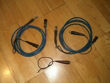 Sun 6005-132 pattern pickup lead 6005-0132 lot of two PARTS ONLY