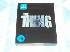 The thing-steelbook [Blu-ray] Nouveau OVP