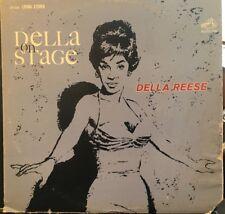 Della Reese Della On Stage - RCA Victor  1962 reissue Ex