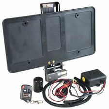 Show N Go Electric Powered License Plate Frame - Shows & Hides Automatically