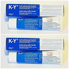 Johnson & Johnson BEST Personal Lubricant K-Y Jelly More SEX Long Lasting 84 g