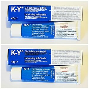 2x82 g Johnson & Johnson BEST Personal Lubricant K-Y Jelly More SEX Long Lasting