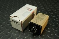 Agastat SSC12ADA Timing Relay 120VAC/DC, 2-60s Time