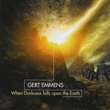 When Darkness Falls Upon the Earth by Gert Emmens (CD, Mar-2010, CD Baby (distributor))
