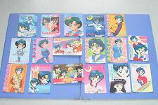 Sailor Moon AMADA PP Card Sailor Mercury Card Set 17pieces #2