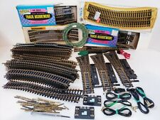 100 + Pieces HO Scale Tracks Switches Curves Turns StraightsTyco Atlas Bachmann
