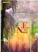 ITALIA - FOLDER 2007 - FESTA DEI NONNI - VALORE FACCIALE € 14,00