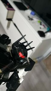TRANSFORMERS JETFIRE G1 REPAIR HEAD Antenn PART REPLACEMENT 1985 REPLICA