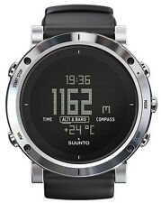 New Suunto Core Bushed Steel Unisex Watch SS020339000