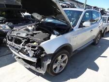 BMW X3 LEFT DOOR MIRROR E83, NON FOLDING TYPE, 06/04-08/09 GLOSS BLACK S760A , 5