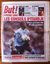 But Spécial LENS n° 227 du 13/11/2003; Les conseils d'Itandje/ Daniel Moreira