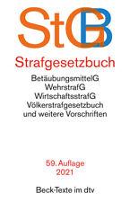 Strafgesetzbuch StGB * Taschenbuch Neu