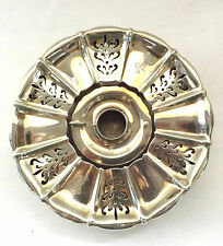 Paul Storr Dining Table Dish Warmer Tea Kettle Heater Sterling Silver 1832