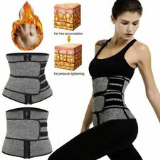 Women Waist Trainer Neoprene Belt Sauna Sweat Body Shaper Tummy Control Girdle