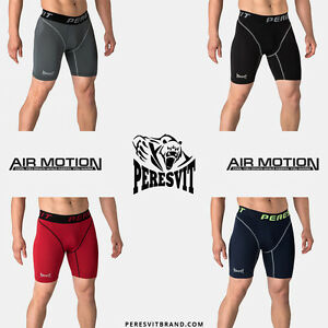 Peresvit Air Motion Compression Shorts for Running Fitness MMA Sport Base Layer
