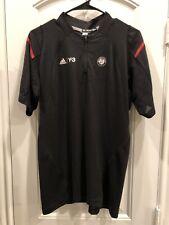 Y-3 Adidas Men Tennis Tee Polo Medium Yohji Yamamoto Roland Garros T-Shirt