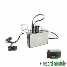 16G HY929 High strength Wall voice bug Audio Monitoring listen device recorder