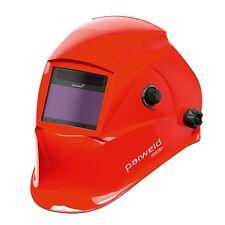 Parweld xr936h rosso guscio di grandi dimensioni vista 5-13 Tonalità Auto Saldatura & Smerigliatura Casco