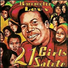 Barrington Levy - 21 Girls Salute (New Vinyl LP Sealed!)
