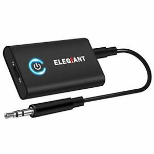 Elegiant Bluetooth 5.0 Wireless Audio Receiver / Transmitter, 2in1 Audio Adapter