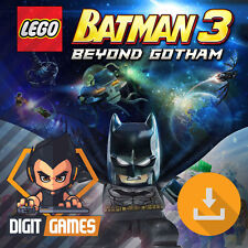 LEGO Batman 3 Beyond Gotham - Steam / PC & Mac Game - New [NO CD/DVD]