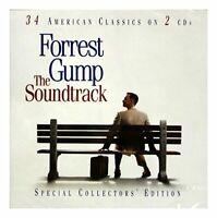 Forrest Gump - The Soundtrack - Various (NEW 2CD)