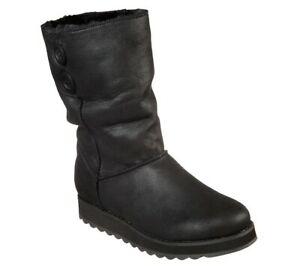 Ladies SKECHERS KEEPSAKES 2.0 - UPLAND WINTER BOOTS - Size 3 (36) NEW (Other)