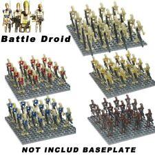 16PCS/LOT Super Lego Star Wars K-2SO Battle Droid Combat Robot Building Blocks