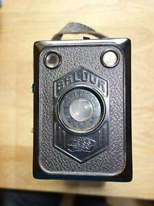 Boxkamera Zeiss Ikon Box-Baldur Goerz Frontar für Rollfilm 6x9 1934 - 1936 Bj.