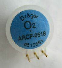 Drager / Draeger O2 Oxygen Sensor, # ARCF-0518 / 6810881 for X-am Gas Detector