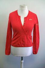 HV POLO pullover seny coral jumper Ladies Medium Box14 23 q
