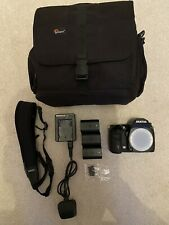 Pentax K-5 Body 16.3MP Digital SLR Camera - Black