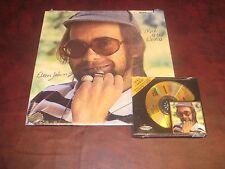 ELTON JOHN ROCK OF THE WESTIES MCA-621 MCA RECORDS USA PRESSED+24 KARAT GOLD CD