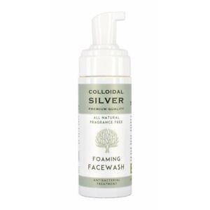 Nature's Greatest Secret - Silver Foaming Face Wash 150ml