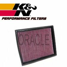 K&N AIR FILTER 33-2787 FOR VAUXHALL ZAFIRA MK I 2.0 GSI TURBO 192HP 2001-05